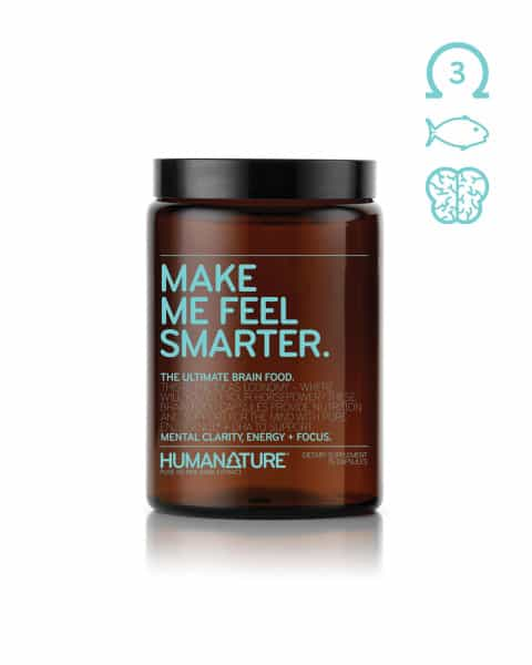 PRODUCT REVIEW: Make Me Feel Smarter by Michelle Yandle – Nutrition Coach