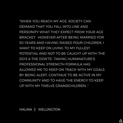Halina | Wellington