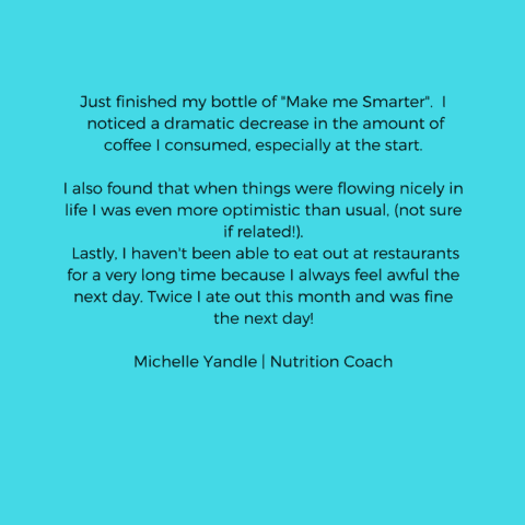 Michelle Yandle | Nutrition Coach